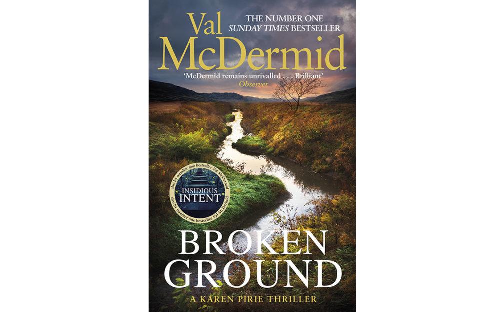 Cover of Broken Ground