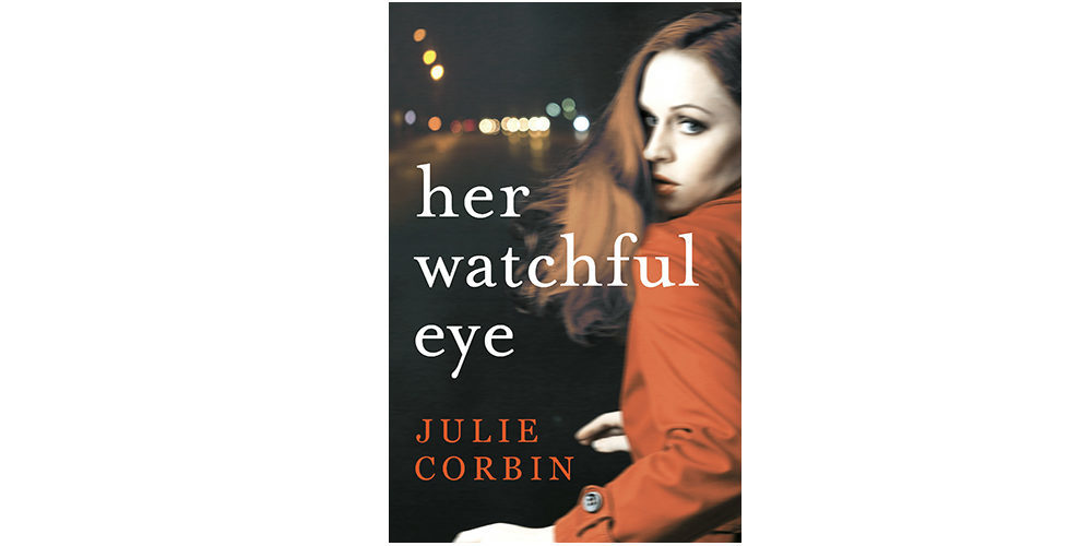 book cover her watchful eye