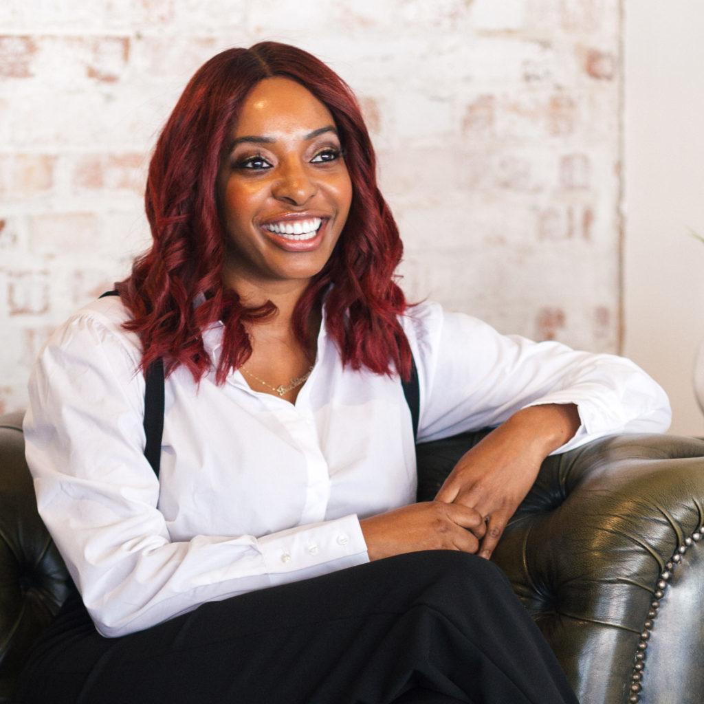 Skin specialist Bianca Estelle