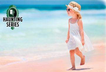 Child on the beach Pic: Shuttertock, Rikki O'neill