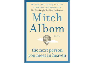 Cover of The Next Person You Meet In Heaven