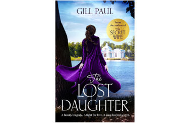 the Lost Daughter by Gill Paul book cover