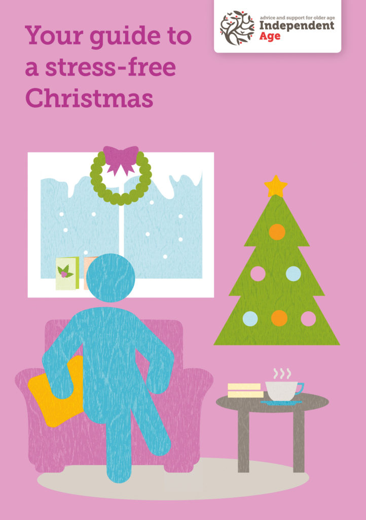 Independent Age Christmas Guide Cover