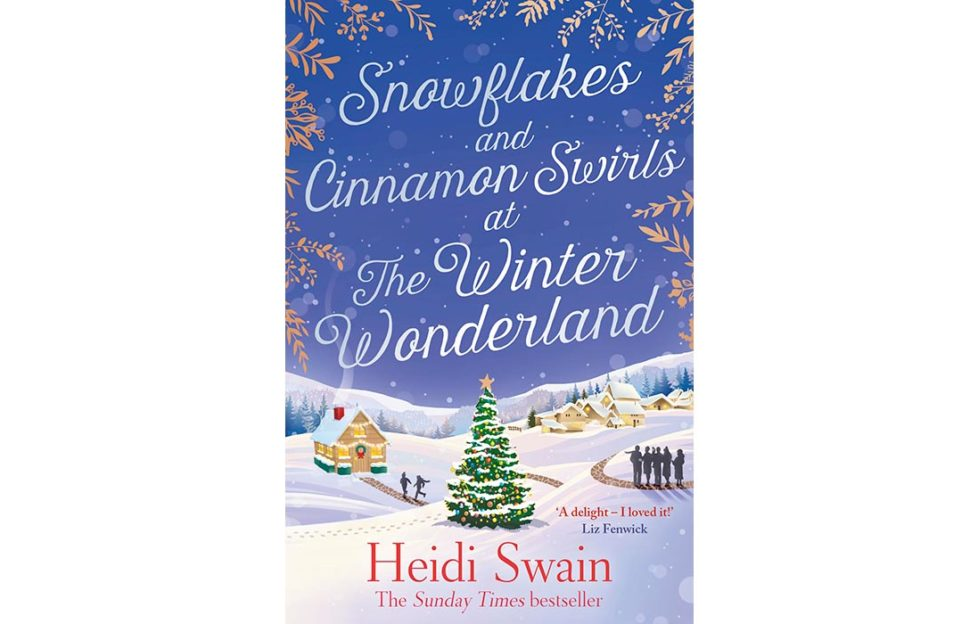 Cover of Snowflakes and Cinnamon Swirls