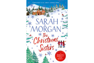 Book cover of The Christmas Sisters