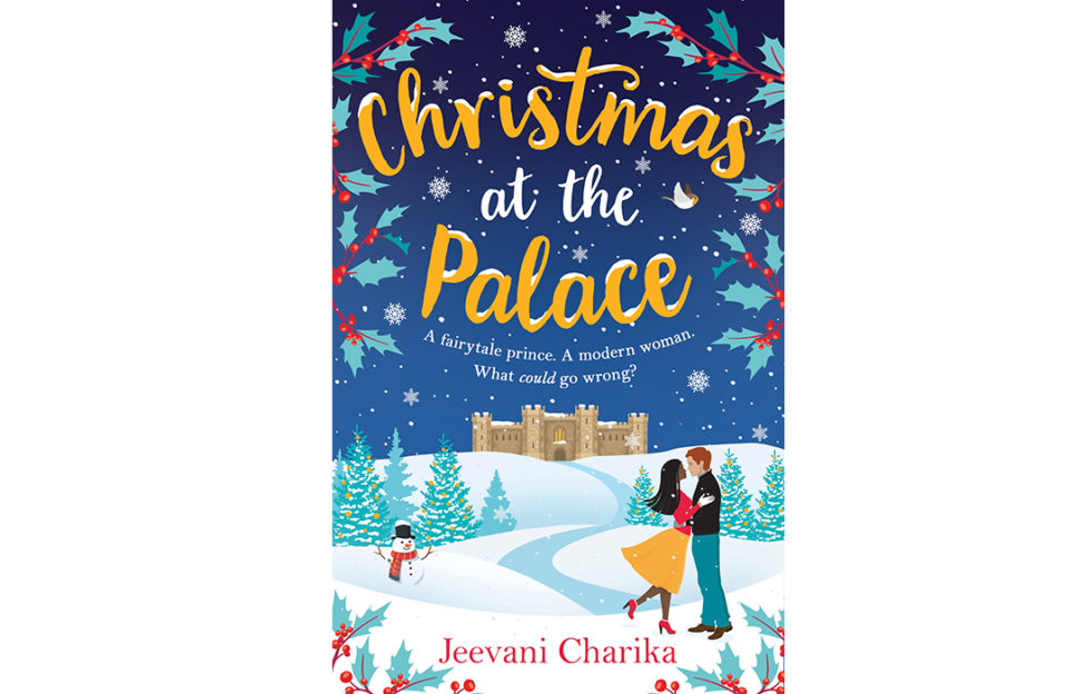 Christmas At The Palace cover