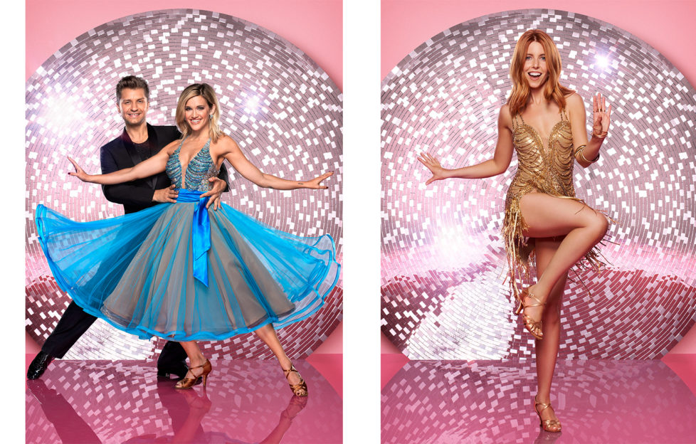Pasha Kovalev, Ashley Roberts and Stacey Dooley