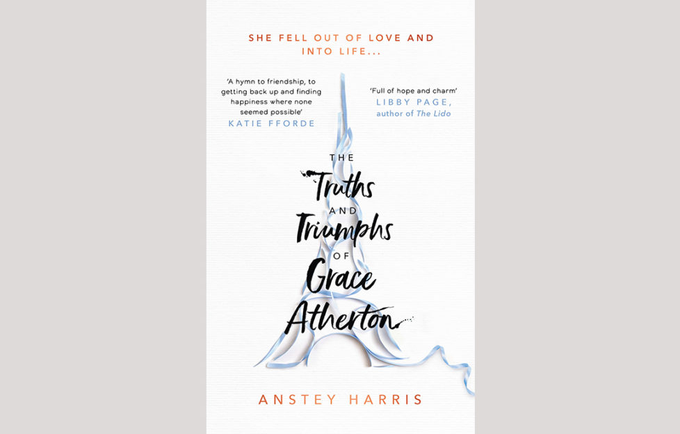 Book cover Truth and Triumph of Grace Atherton