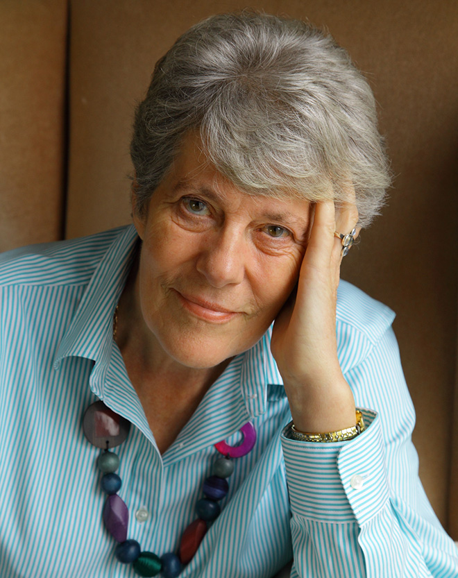 Author Lilian Harry
