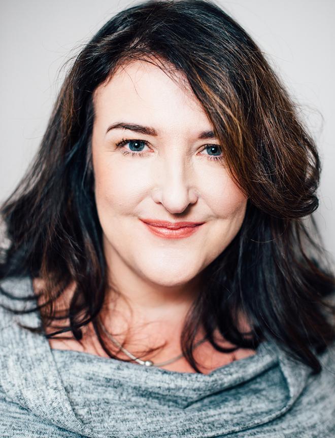 Author Rowan Coleman Pic: Carolyn Mendelsohn