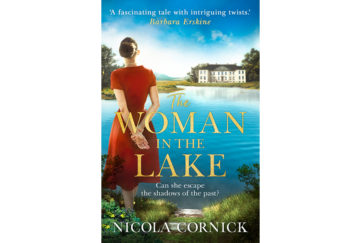 The Woman In The Lake book cover
