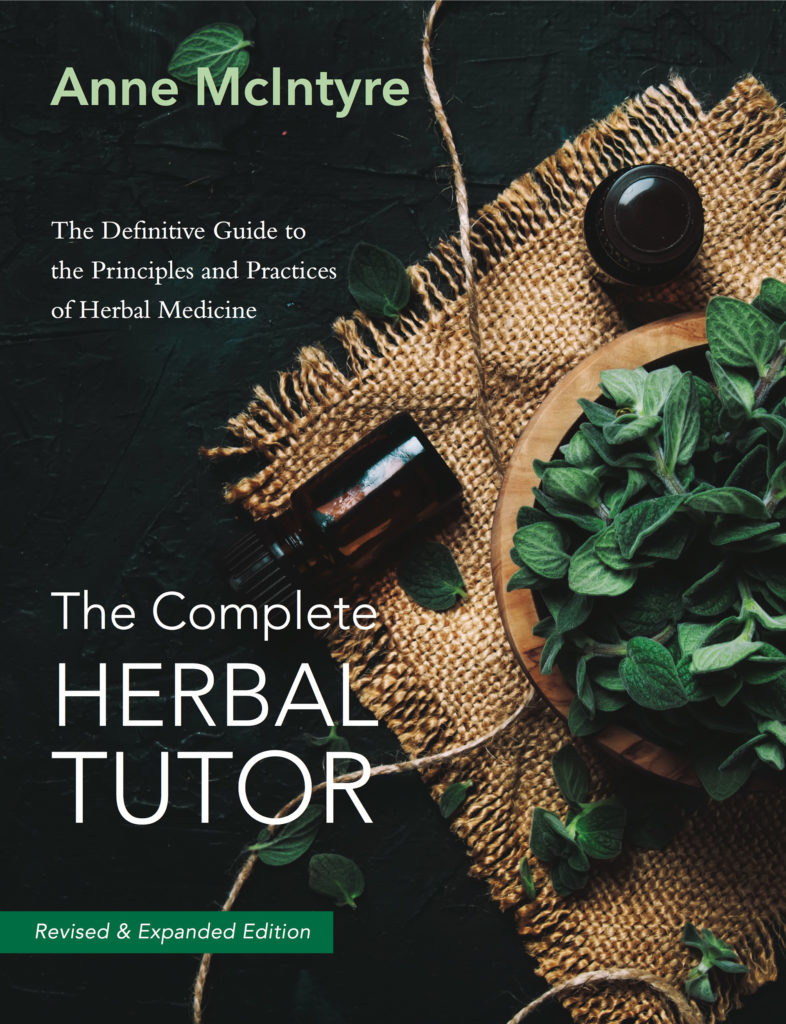 Cover of book - The Complete Herbal Tutor