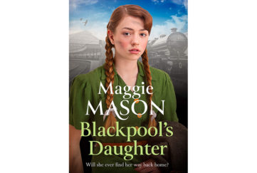 Blackpool's Daughter book cover