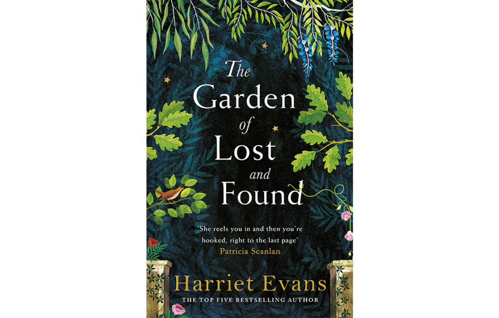 Book cover of Garden of Lost and Found