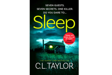 Cover of Sleep by C L Taylor