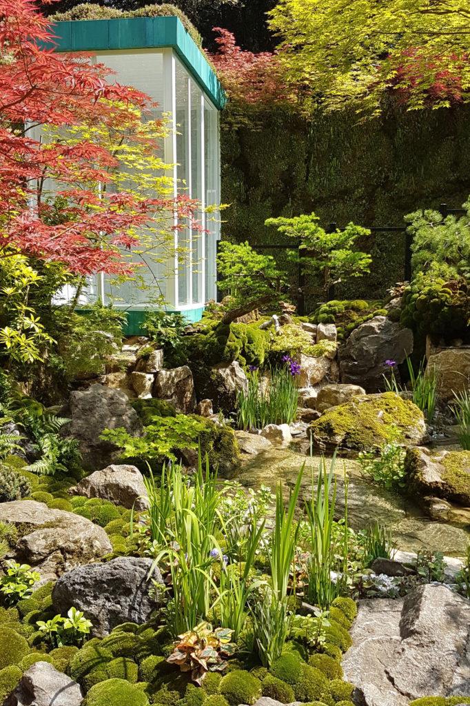 Kazayuki Isihara's Green Switch Garden