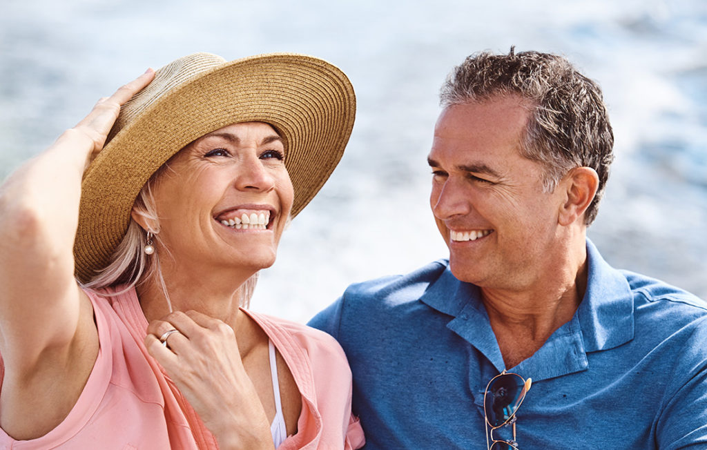Shot of a mature couple enjoying a relaxing cruise Pic: Istockphoto