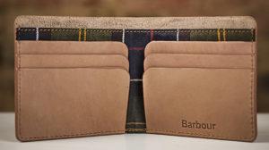 Barbour Artisan Wallet