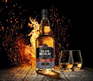Glen Moray Fired Oak Cask Whisky