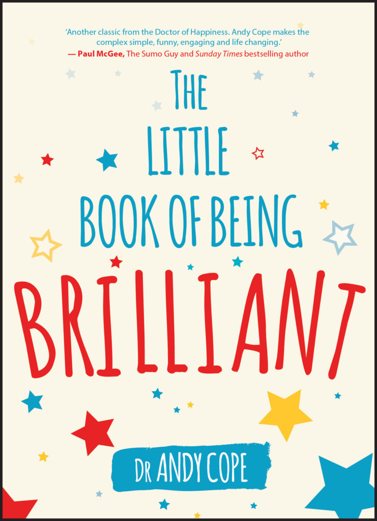 Cover of Little Book of Being Brilliant