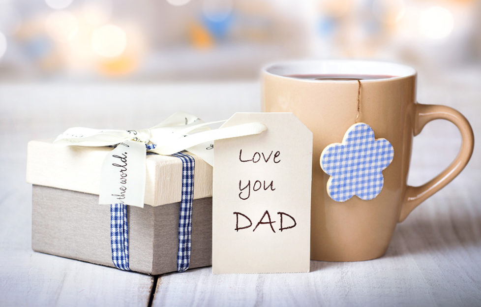Mug and present for Father's Day Pic: Istockphoto