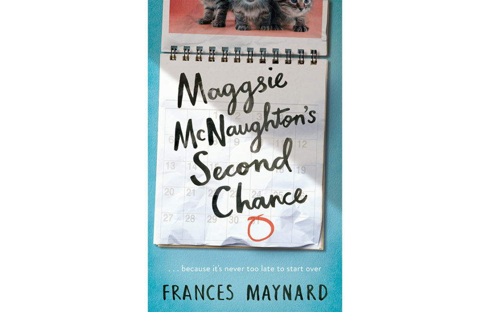 Cover of Maggsie McNaughton's Second Chance