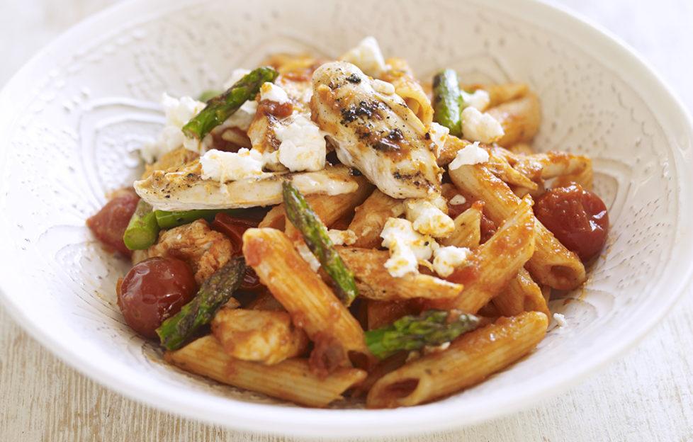 Chicken and pasta recipe