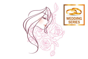 A bride holding a bouquet Illustration: Istockphoto, Rex/Shutterstock