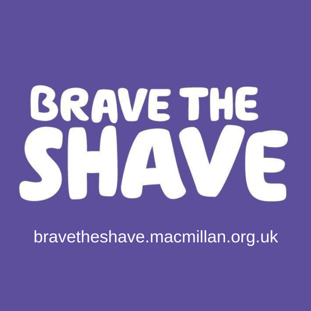 brave the shave logo 2019