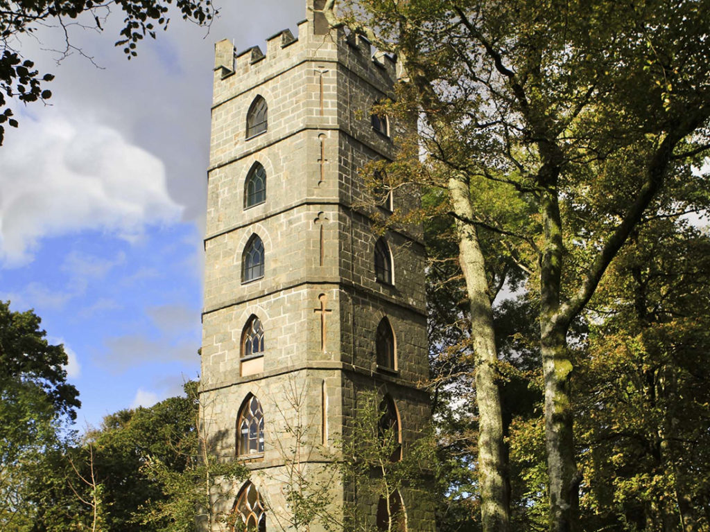 Brynkir Tower