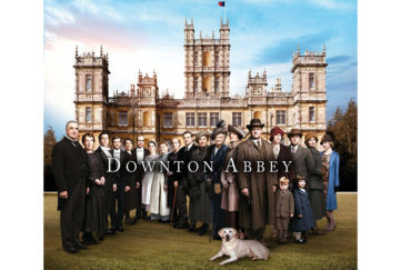 The Downton Abbey TV cast