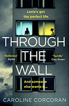 Cover of Through The Wall by Caroline Corcoran