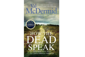 How The Dead Speak book cover