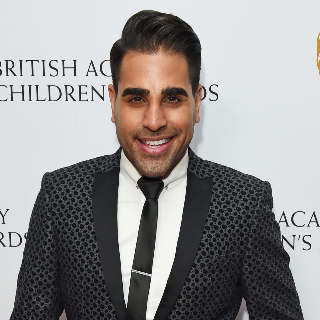 TV personality and paediatrician Dr Ranj Singh