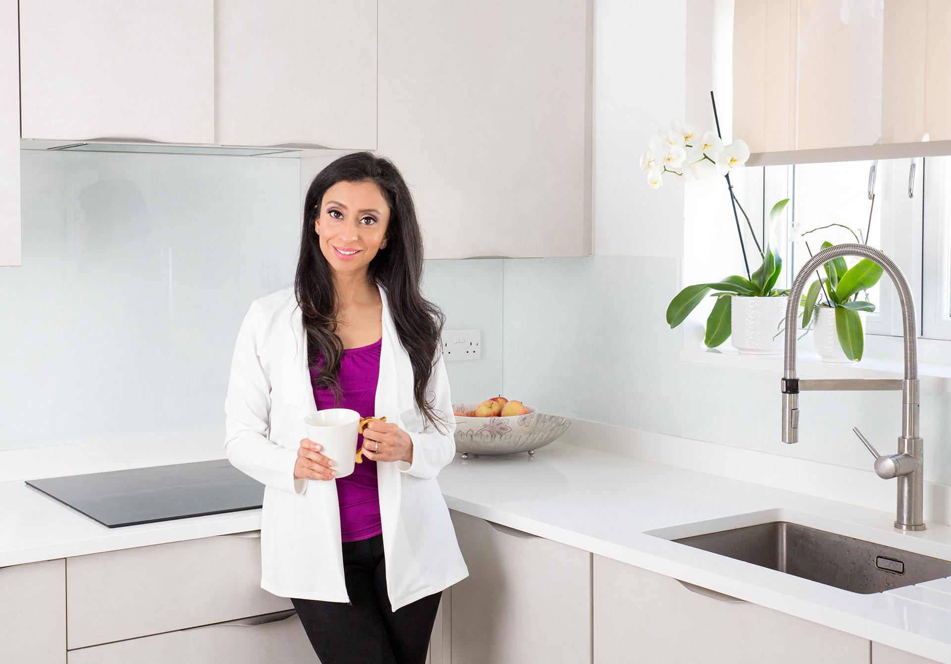 Osteopath, Nadia Alibhai