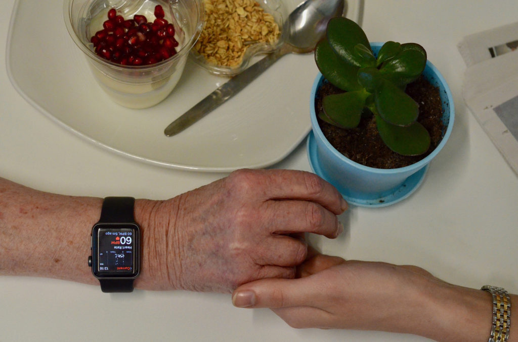 TabCare on a Smartwatch