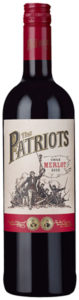 The Patriots Merlot LFE