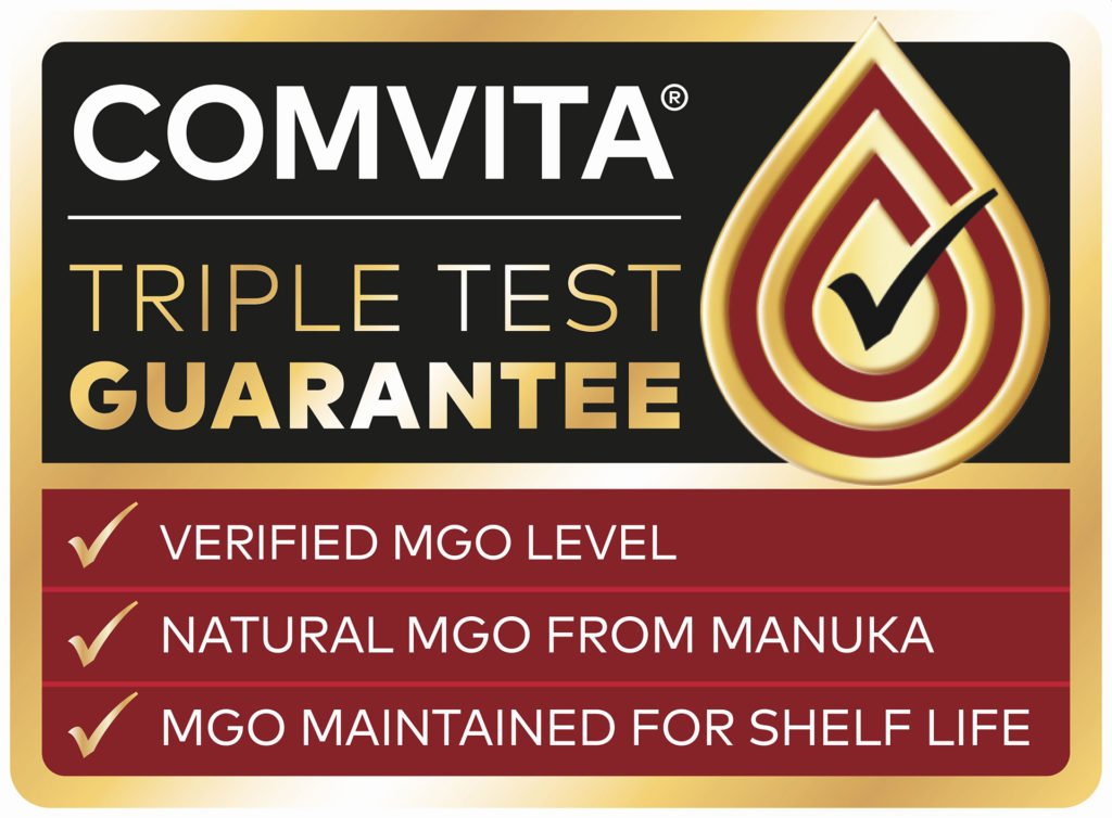 Comvita Triple Test Guarantee