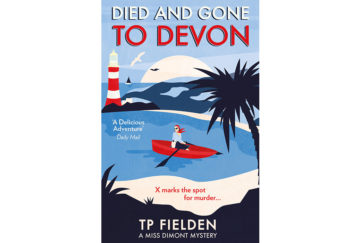 Died and Gone To Devon book cover