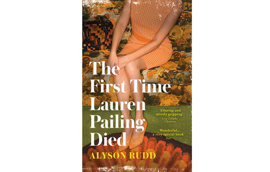 cover of The First Time Lauren Pailing Died