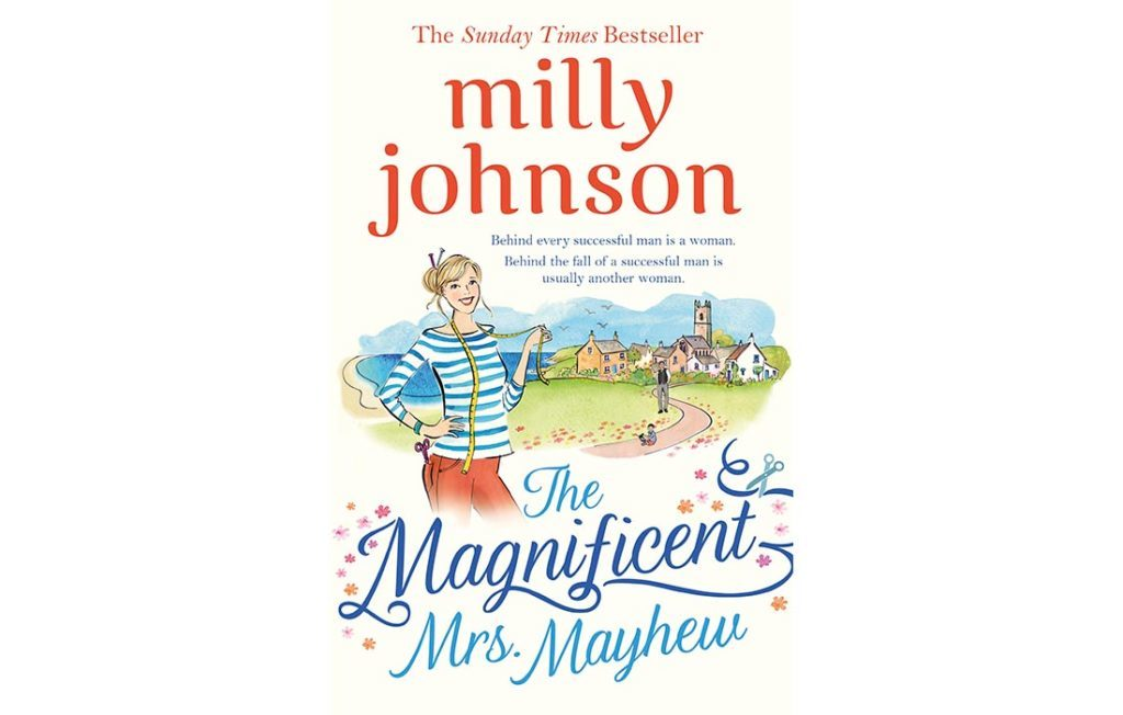 cover of The Magnificent Mrs Mayhew