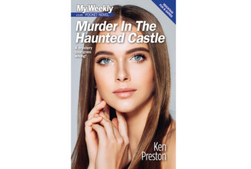 Cover of Murder In The Haunted Castle