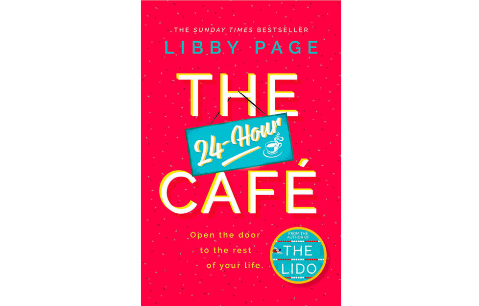 Cover of The 24 Hour Cafe