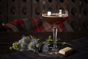 Bobby Burns Talisker Cocktail