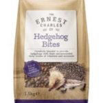 Packet of hedgehog bites