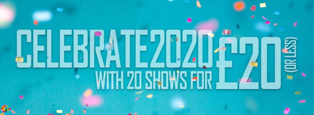 Love theatre 20 for 20