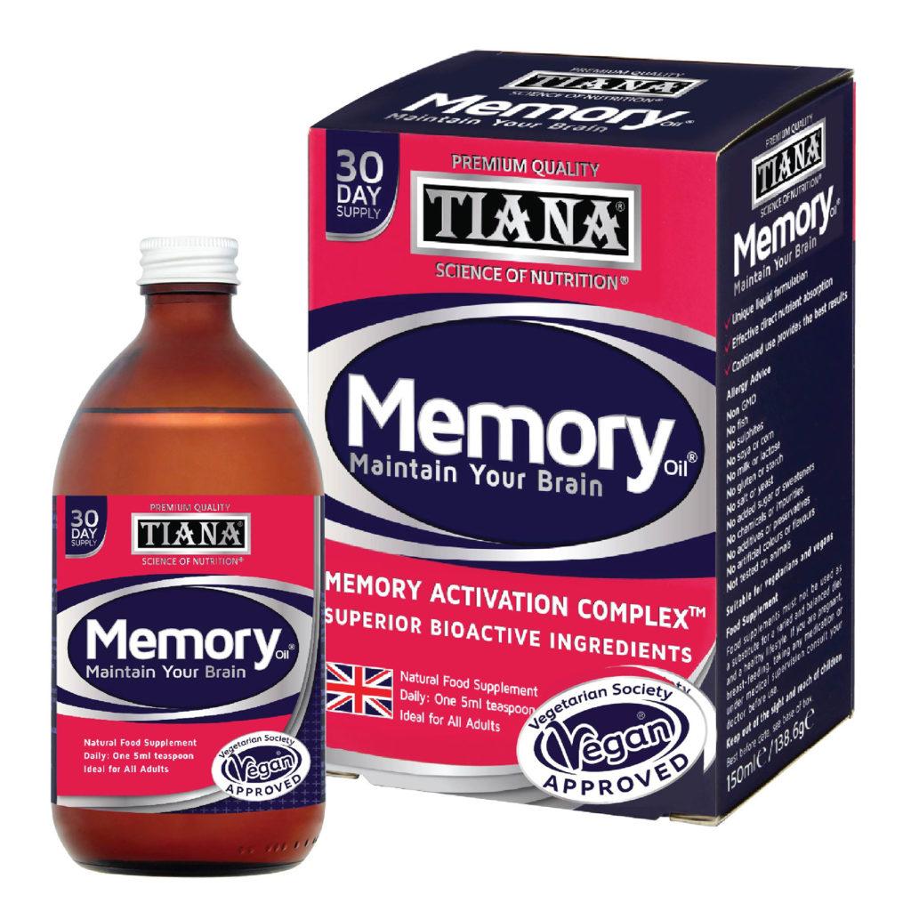 Tiana Memory Oil