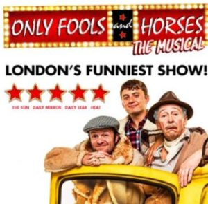 Only Foods And Horses The Musical poster