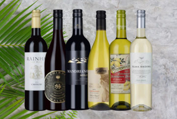 6 vegan wines from Laithwaite's Wine Background image: Shutterstock