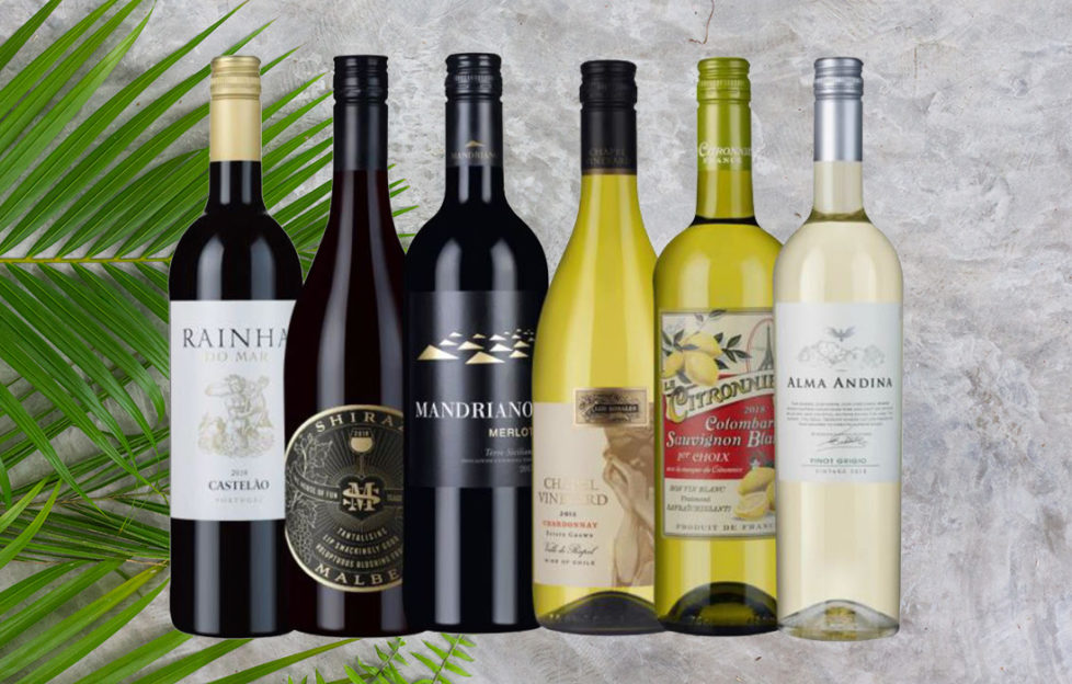 6 vegan wines from Laithwaite's Wine Background image: Shutterstock